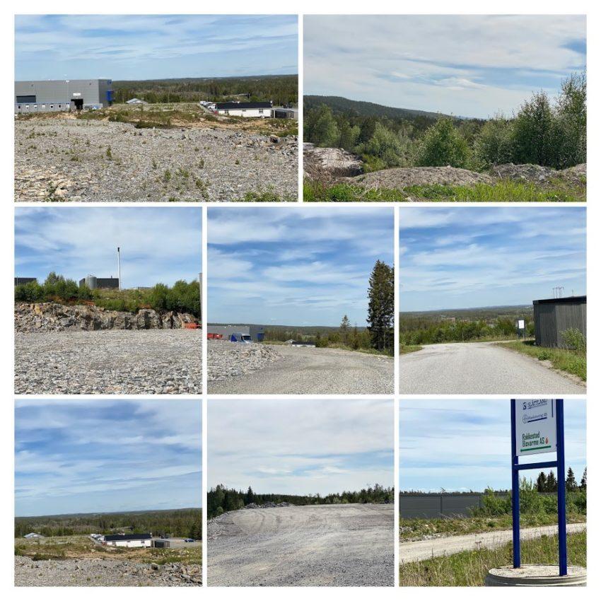 Attraktive tomter - næringstomter - Rudskogen Park