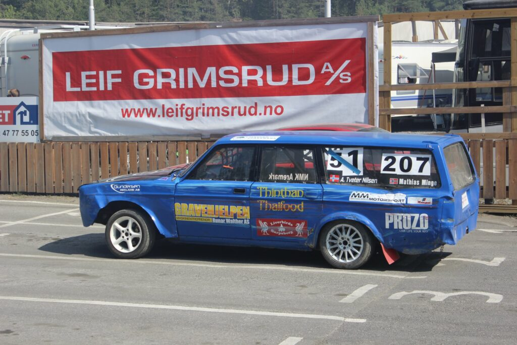 Mathias Minge Rallycross