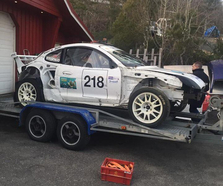 Rallycross bil PUMA